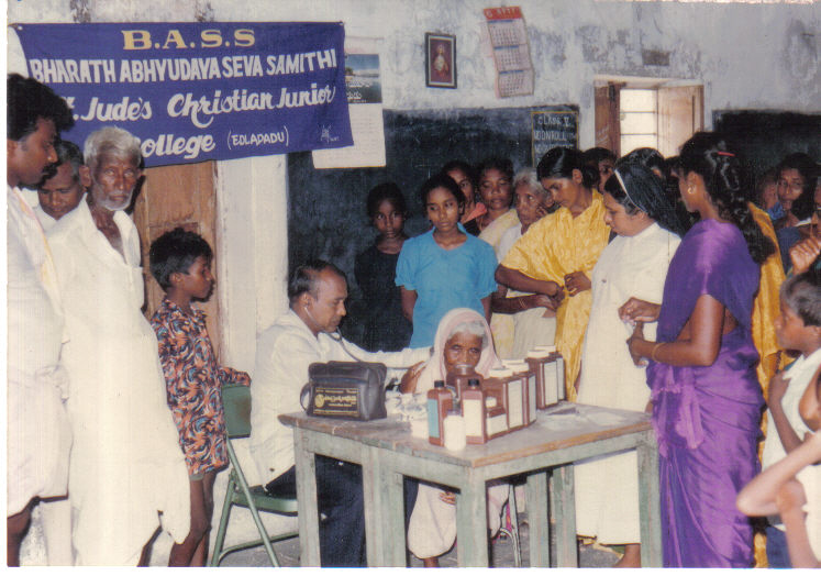 medical-camp-in-a-village